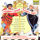 Gilbert and Sullivan: Yeomen of the Guard, Trial by Jury