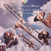 High, Bright, Light & Clear / Canadian Brass