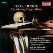 Peter Fribbins: String Quartet No. 2 