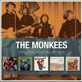 The Monkees: Original Album Series [Box]