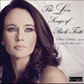 The Love Songs of Paolo Tosti / Gillian Zammit, soprano; Lucia Micallef, piano