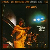Etta James: Etta Is Betta Than Evvah!