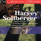 American Masters - Sollberger: Chamber Variations, etc