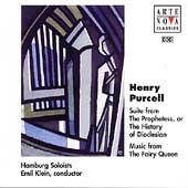 Purcell: The Prophetess Suite, Fairy Queen Music / Klein