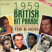 Various Artists: 1959 British Hit Parade: Britain's Greatest Hits, Vol. 8: The B Sides, Pt. 2 [Box]