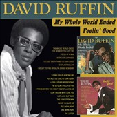 David Ruffin: My Whole World Ended/Feelin' Good