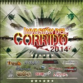 Various Artists: Invasión Del Corrido 2014