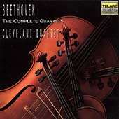 Beethoven: The Complete Quartets / Cleveland Quartet