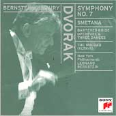 Bernstein Century - Dvor&#225;k: Symphony no 7;  Smetana