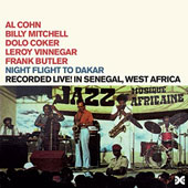 Xanadu All Stars/Al Cohn/Billy Mitchell (Saxophone): Xanadu in Africa/Night Flight to Dakar