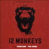 Paul Linford/Trevor Rabin: 12 Monkeys: Music From Syfy Original Television Series