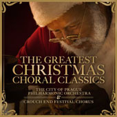 The Greatest Christmas Choral Classics, including favorites & contemporary Christmas songs in new vocal & instrumental arrangements