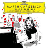 Martha Argerich: The Early Recordings - Mozart: Sonata, K576; Beethoven: Sonata No. 7; Prokofiev: Toccata, Op. 11; Sonatas Nos. 3 & 7; Ravel: Gaspard de la nuit; Sonatine (all, first time releases)