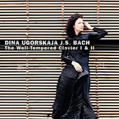 J.S. Bach: Well-Tempered Clavier I & II / Dina Ugorskaja, piano