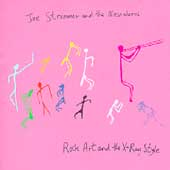 Joe Strummer & the Mescaleros: Rock Art and the X-Ray Style