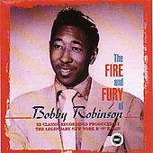 Various Artists: The Fire and Fury of Bobby Robinson