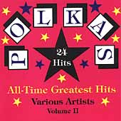 Various Artists: Polkas All Time Greatest Hits, Vol. 2