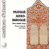 Jewish Baroque Music / Joel Cohen, Boston Camerata