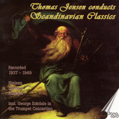 Thomas Jensen conducts Scandinavian Classics