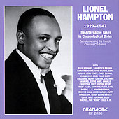 Lionel Hampton: The Alternate Takes: 1929-1947