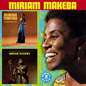 Miriam Makeba: Miriam Makeba/The World of Miriam Makeba