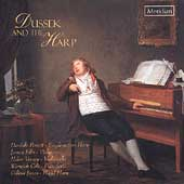 Dussek and the Harp / Perrett, Ellis, Verney, Cole, Jones