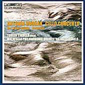 Dvorak: Cello Concerto, The Water Goblin, etc / Bakels