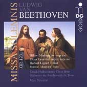 Beethoven: Missa Solemnis / Soustrot, Martinpelto, Zaremba