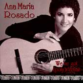 We've Got (Poly)rhythm - Ana Maria Rosada - Guitar Recital