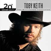 Toby Keith: 20th Century Masters: The Millennium Collection: Best of Toby Keith