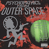 Various Artists: Psychopathics from Outer Space, Vol. 2 [PA]
