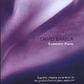 Romantic Piano / David Barela