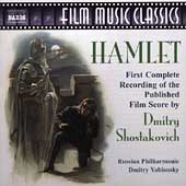Film Music Classics - Shostakovich: Hamlet / Yablonsky