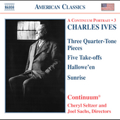 American Classics - A Continuum Portrait Vol 3 - Ives