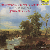 Beethoven: Piano Sonatas Vol IX / John O'Conor