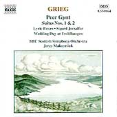 Grieg: Peer Gynt Suites 1 & 2 / Maksymiuk, BBC Scottish SO