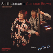 Sheila Jordan: Celebration: Live at the Triad
