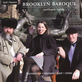 Northern Lights' - Sonatas & Suites of Bach, Telemann, et al. / Brooklyn Baroque
