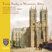 Trinity Sunday at Westminster Abbey / O'Donnell, et al