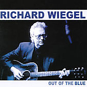 Richard Wiegel: Out of the Blue *