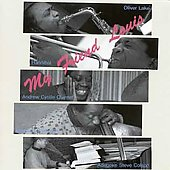 Andrew Cyrille Quintet: My Friend Louis