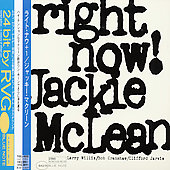 Jackie McLean: Right Now!