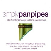 Various Artists: Simply Panpipes