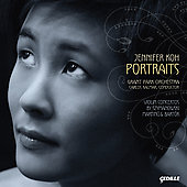 Portraits - Szymanowski, Martinu, Bart&oacute;k / Koh, Kalmar