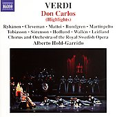 Verdi: Don Carlos (Highlights) / Hold-Garrido, et al