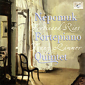Ries, Limmer: Piano Quintets / Nepomuk Fortepiano Quintet