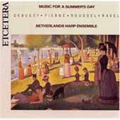 Music for a Summer's Day / Netherlands Harp Ensemble