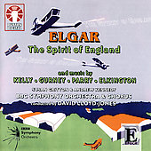 Elgar: The Spirit of England / Lloyd-Jones, BBC SO