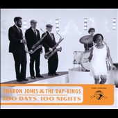 Sharon Jones (Dap-Kings)/Sharon Jones & the Dap-Kings (Dap-Kings): 100 Days, 100 Nights