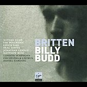 Britten: Billy Budd / Harding, Bostridge, Gunn, Saks, Davies, Rose, Lemalu, London SO, et al